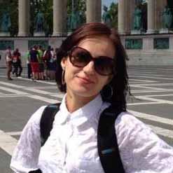 Таня Сенишина